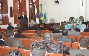 Escola do Legislativo aula