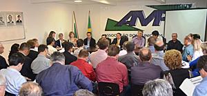 AMP reunião prefeitos
