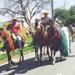 Cavalgada Sorocaba chegada 2