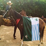 Cavalgada Sorocaba chegada 3