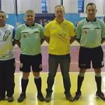 Futsal-arbitragem