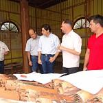 Mercado Municipal reforma projeto