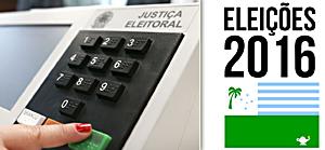 Eleições 2016 selo