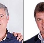 Esquerda: Antonio Altair Polato. Direita: Miguel Tadeu Sokulski
