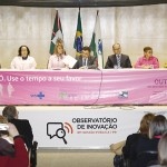 Fernanda Richa participa da abertura do Outubro Rosa