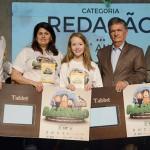 Alunas e professoras de Palmeira são premiados no Programa Agrinho 2016