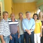 novos secretários Porto Amazonas