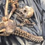 Achada ossada humana em São Mateus do Sul (1)