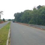 Calçamento Avenida das Palmeiras 1
