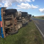 Acidente caminhão porcadeiro1