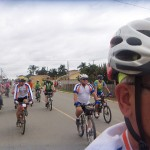 PASSEIO CICLISTICO EM PALMEIRA 07-04-2013