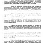 Instrução Admissão de Pessoal - ilegalidade e negativa de reg
