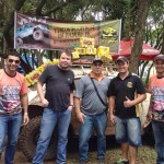 equipe do Palmeira Cross
