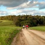 pedalando em 09-2016 para PASSOCAS'FARM