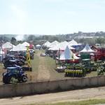Em paralela a 9ª Expo Palmeira acontece a 4ª Feira de Agronegócios.