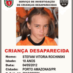 Stefani desaparecida