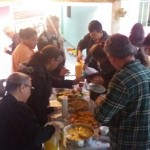 Café da biodiversidade oferecido pela família