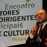 secretário de Cultura João Luiz Fiani