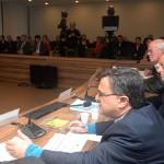 Apresentação do relatório quadrimestral na ALEP no dia 6 1