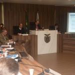 Apresentação do relatório quadrimestral na ALEP no dia 6