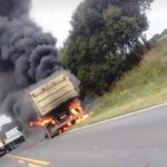Foto caminhão