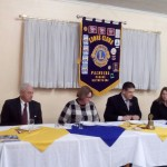 Posse do Lions Clube