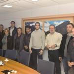 Vereadores visitam a Huhtamaki (1)