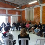 Membros e entidades participantes que compõem o CMDR