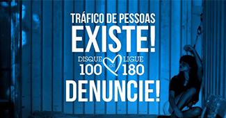 Tráfico de pessoas existe!