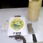 Arma e droga 2