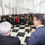 BETO RICHA ASSINA CONVÊNIO COM MUNICÍPIOS PARA COMPRA DE CAMIN