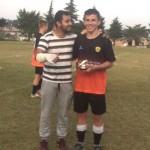 Italo artilheiro do campeonato com 14 gols