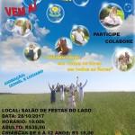 Cartaz Jantar SolidariApae