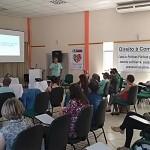 Foto 2 - Oficina sobre produção de sementes crioulas