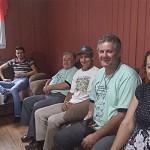 Foto 6 - Intercâmbio em Goioxim com secretário de agricultura, Coletivo Triunfo, AS-PTA e Marciane Oliveira