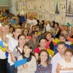 Igreja Matriz lotada_home