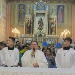 Pároco padre Joaquim Naves