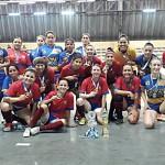 equipes de Futsal