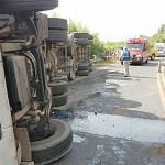Camimhão tombado_foto COP_A Rede_2