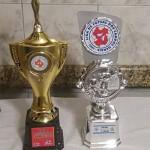 Dois troféus