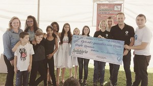 Lanche Solidário Franco_entrega de Cheque_Projeto Renascer
