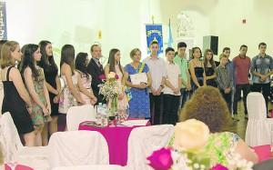 Parlamento Jovem recebe Honraria do Instituto Histórico