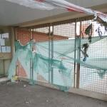 Rodoviária de Palmeira é alvo de vandalismo-4