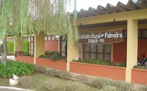 Sede do Sindicato Rural de Palmeira