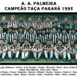 A A Palmeira 25 anos_