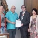 APAE tem projeto aprovado pelo Itau Social