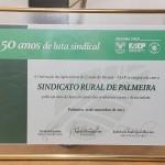 Sindicato Rural de Palmeira_homenagem Faep_50 anos_3