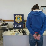 PRF prende assaltantes próximo ao pedágio de Witmarsum em Palmeira_2