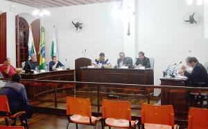 3ª sessão ordinária ordinária da Câmara Municipal de Palmeira em 2018