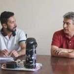 Deputado Tadeu Veneri se reune com lideranças em Palmeira_3